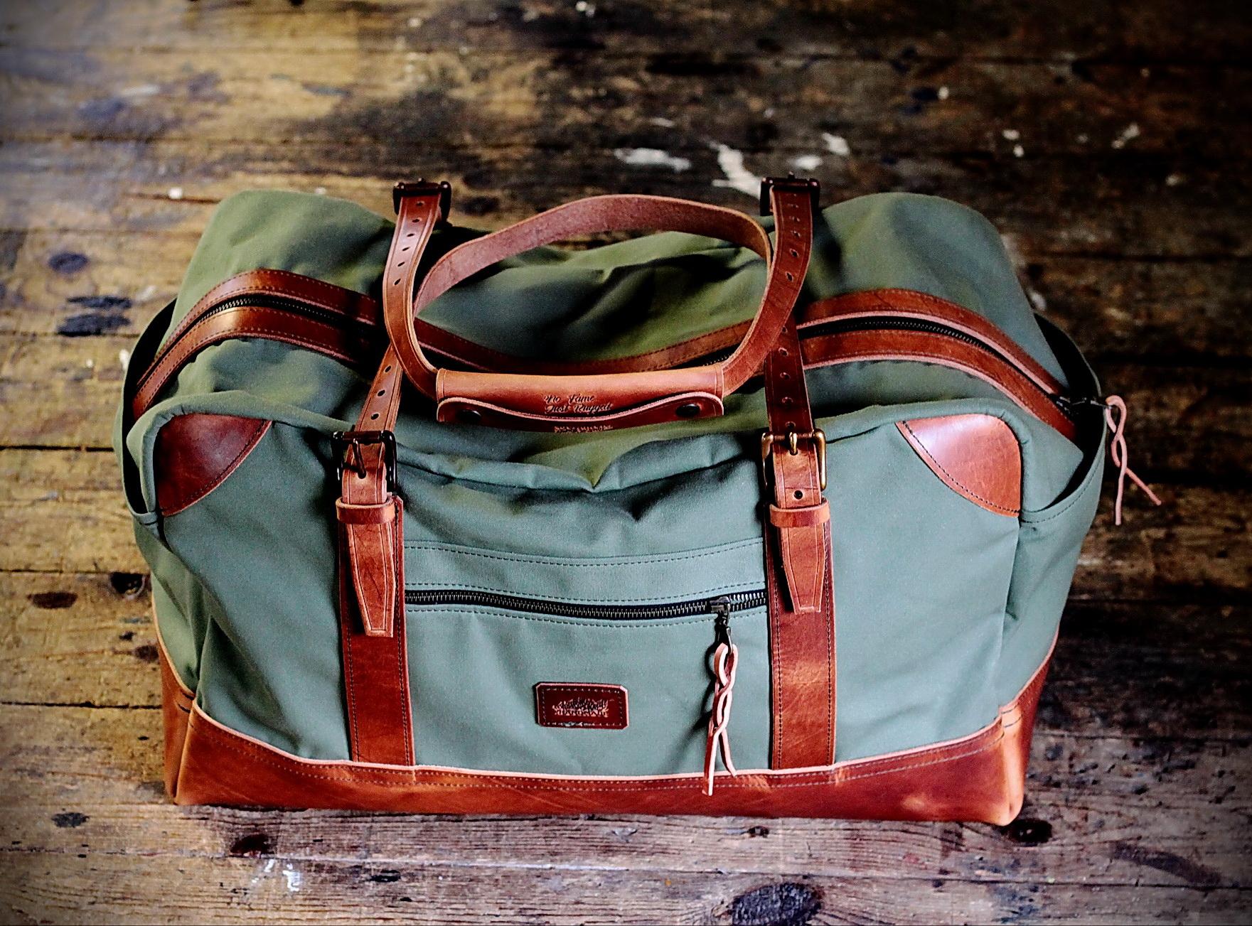 Travelbag (mintgreen) Bild 2