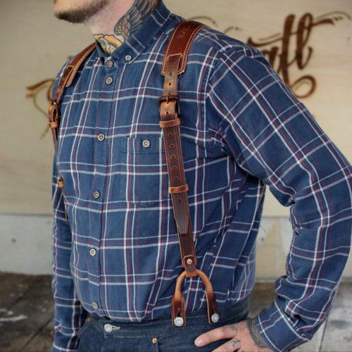 Leather Suspenders Bild 1