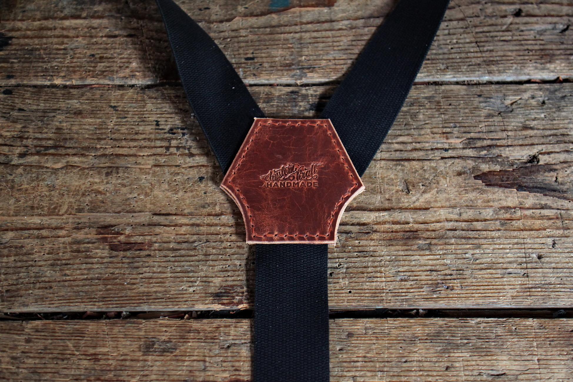 Vintage Suspenders (schwarz/braun) Bild 2