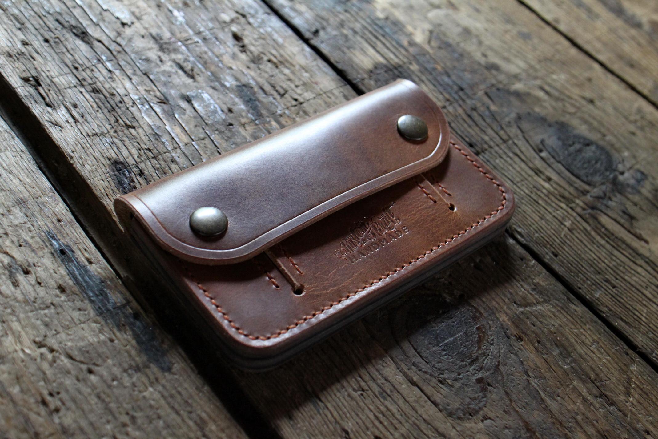 3C Wallet (braun) Bild 2