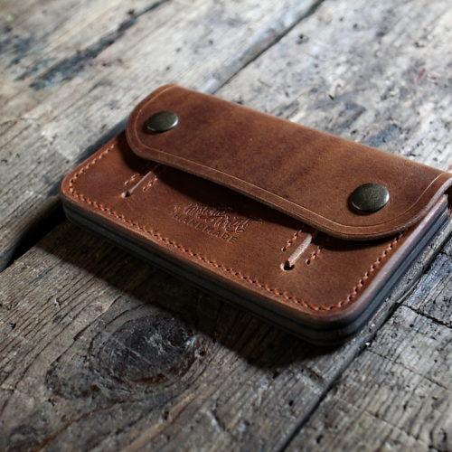 3C Wallet (braun) Bild 1