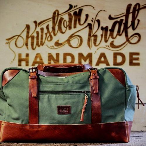 Travelbag (mintgreen) Bild 1